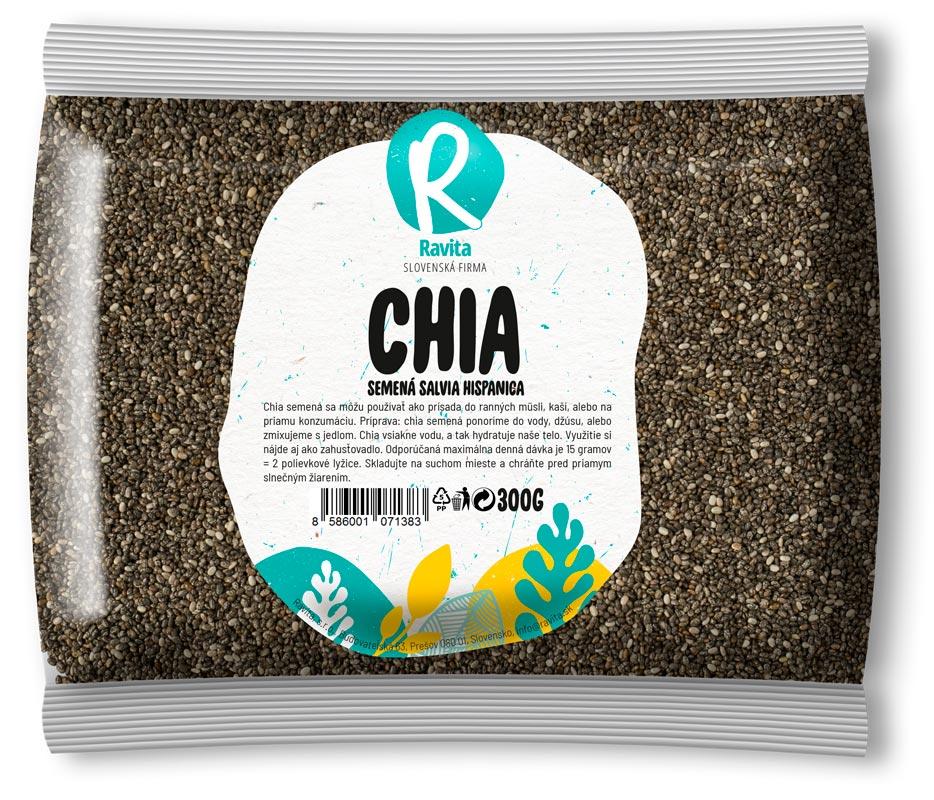 CHIA-Ravita-produkt