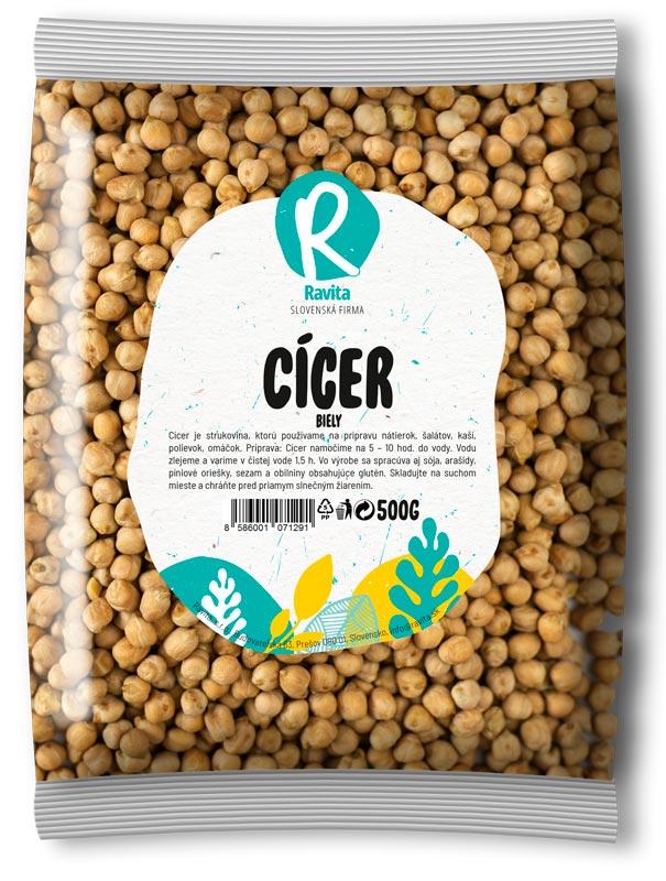 Cicer-Ravita-produkt