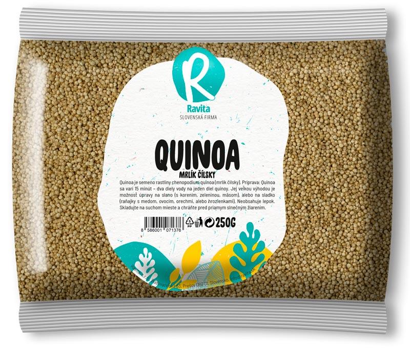 MRLIK-CILSKY_QUINOA-produkt Ravita