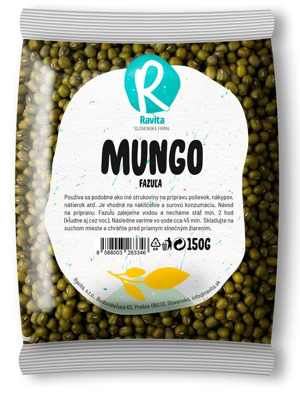 Mungo-fazula-Ravita-produkt