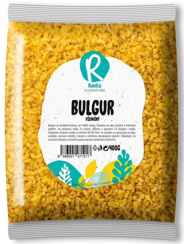 bulgur-Ravita-produkt
