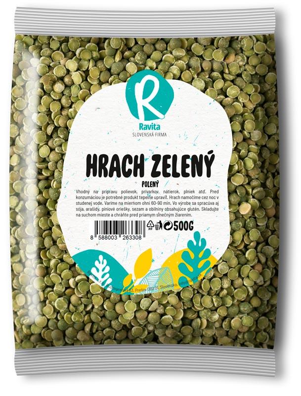 hrach-zeleny-Ravita-produkt