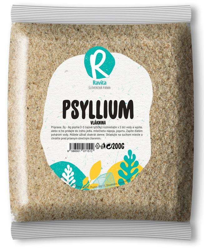 PSYLLIUM-Ravita-produkt