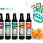Rastlinné oleje Ravita