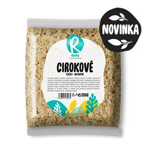 Novinka-Cirokove vlocky-Ravita