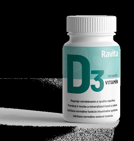 Vitamin-D3-Ravita-450
