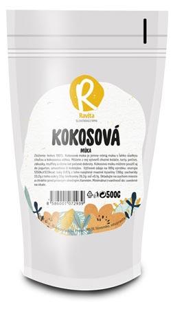 kokosova-muka Ravita